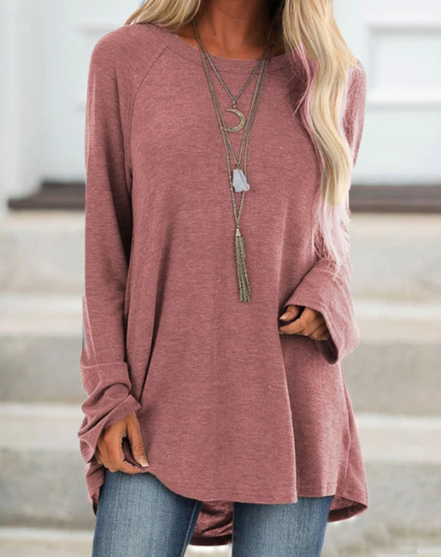 Casual  long sleeve T-shirt