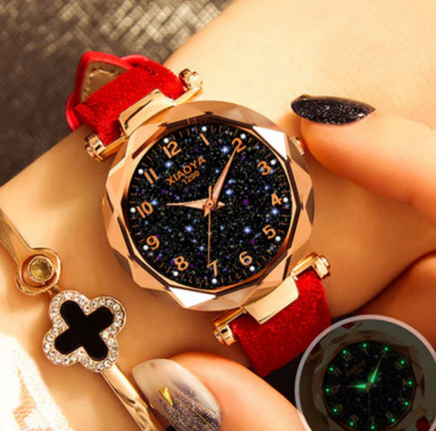 Fashion Luminous Vintage Watch