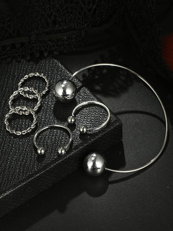 Fashion Vintage Aolly Rings Accessories