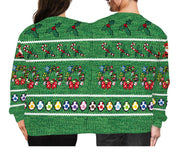 Interesting Holiday Couple Shirt