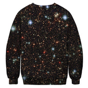 Christmas Galaxy Unicorn 3D Simulation Men's Shirt