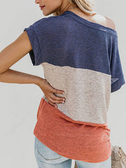 Causal Multicolor Top