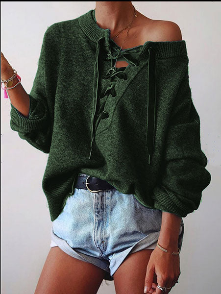 Cozy Loose Knit Sweater