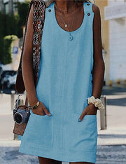 Fashion Casual Loose Dress
