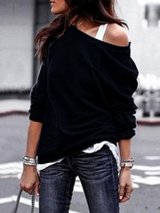 Fashion Long Sleeve Blouse