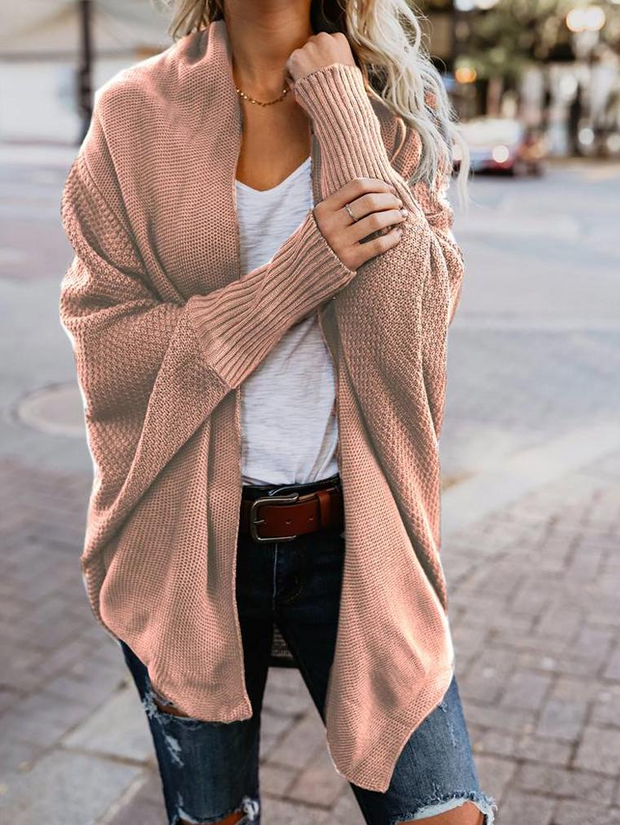 Fashion Long Sleeve Cardigan Sweater