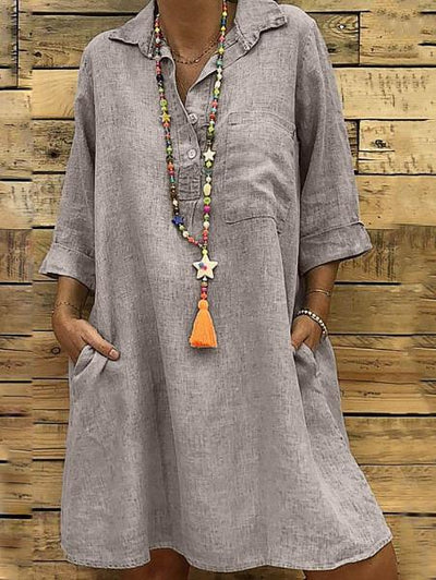 Fashion Loose Casual Dress