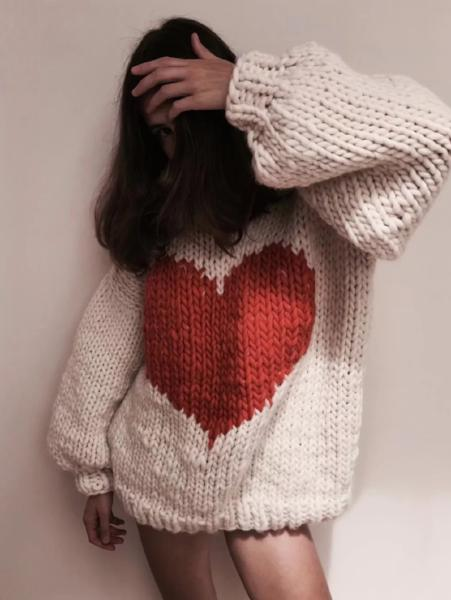 Loving Loose Sweater