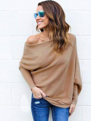 Sexy Off Shoulder Sweater