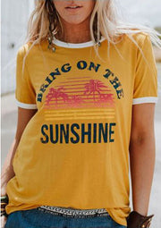 Summer Sunshine Shirt