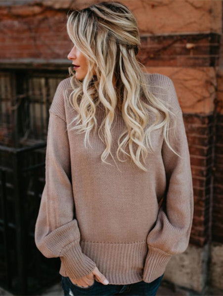Sweet Sexy Back Bow Sweater