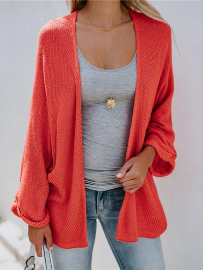 Fashion Knit Cardigan Sweater