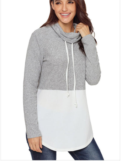 Casual Sports Long Sleeve Coat
