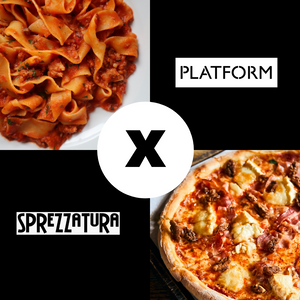 PLATFORM x SPREZZATURA: DIY Collaboration Special (Friday Delivery)