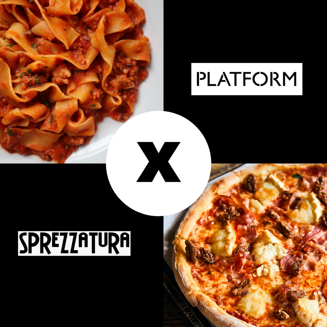 PLATFORM x SPREZZATURA: DIY Collaboration Special (Thursday Delivery)