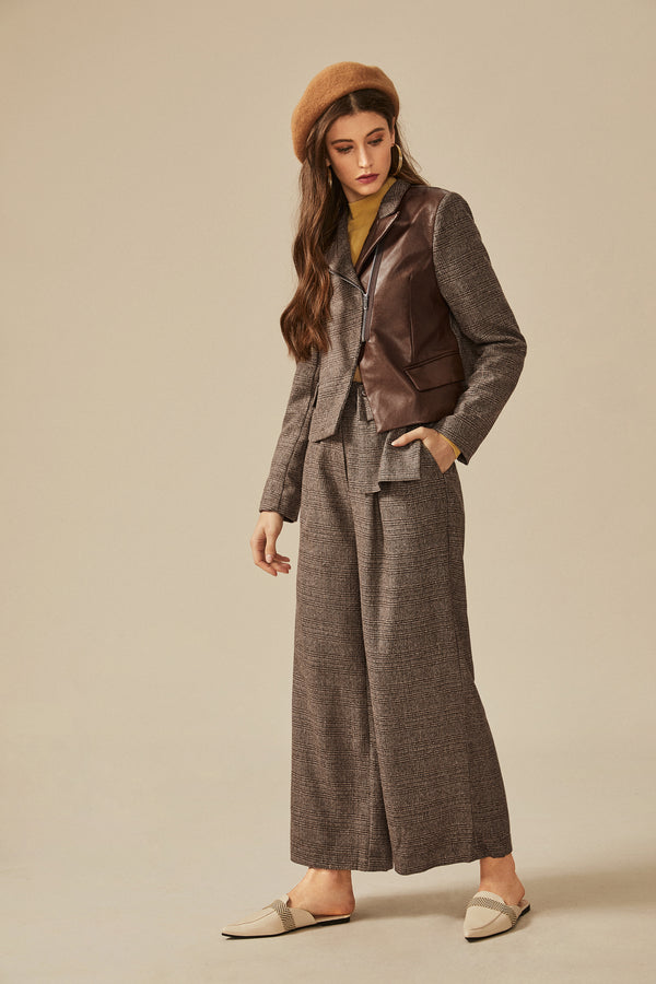 Janice Blazer & Pants Set
