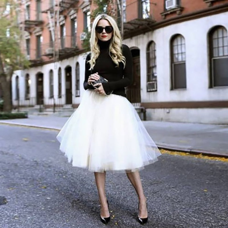 Belle Tulle Skirt