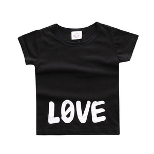 Kids Monochrome Tees