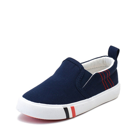 Nautical Slip On Shoe
