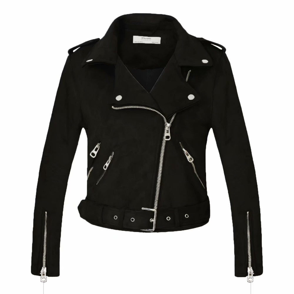 Kayla Motorcycle Jacket