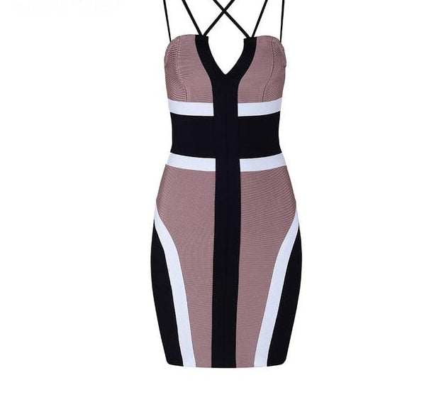 Kayla Bodycon Dress