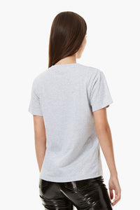 TWIGGY T-SHIRT GREY