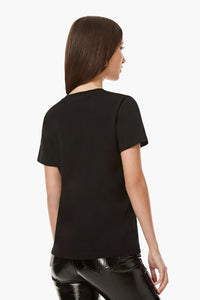 CASH AND CARRY T-SHIRT BLACK
