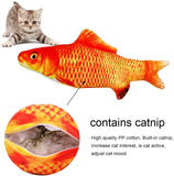3Packs Catnip Fish Toy For Cats
