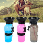 Portable Outdoor Water Bowl for Dogs