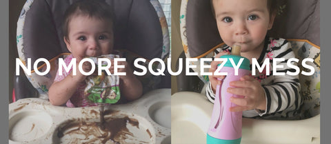 No More Squeezy Mess