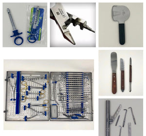 Surgical, Implant, & Lab Instruments