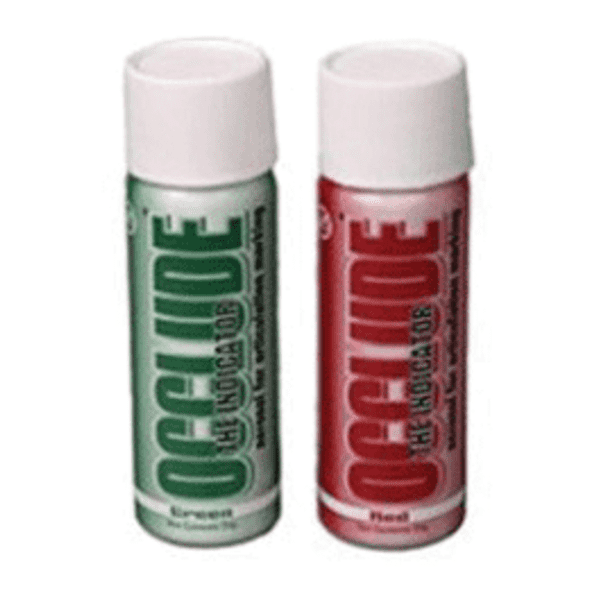 Occlude Aerosol for Articulation Marking 75g in Red