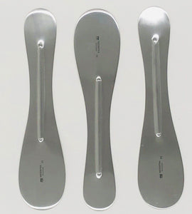 3Pcs Dental Alginate Rigid Spatula Mixing Instrument