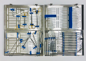 Quality Dental Implant Surgical Instruments Perio Surgery Kit 33PC