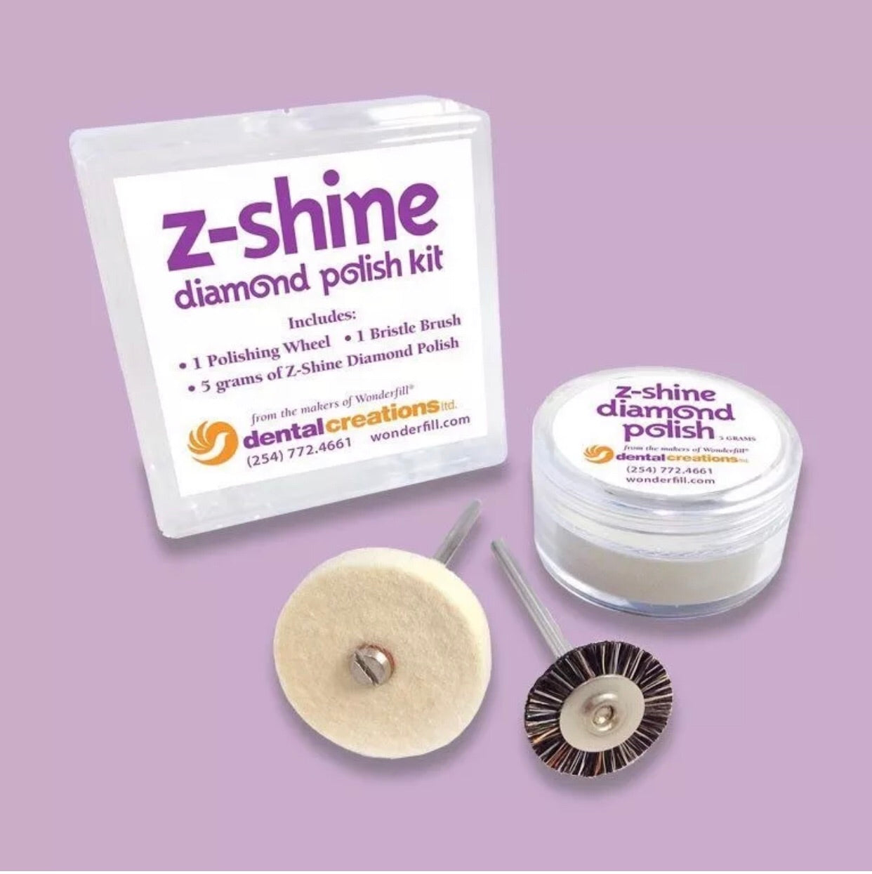 Z-Shine Diamond Polish Kit