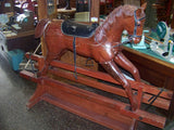 Full Scale Children's Rocking Horse