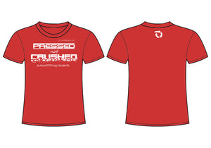 Pressed Not Crushed T-shirt
