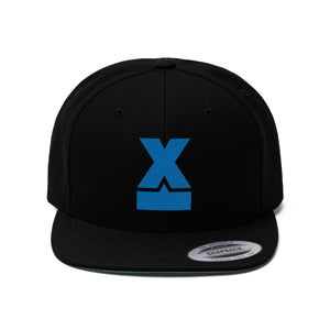 FlexTalk X Flat Bill Hat