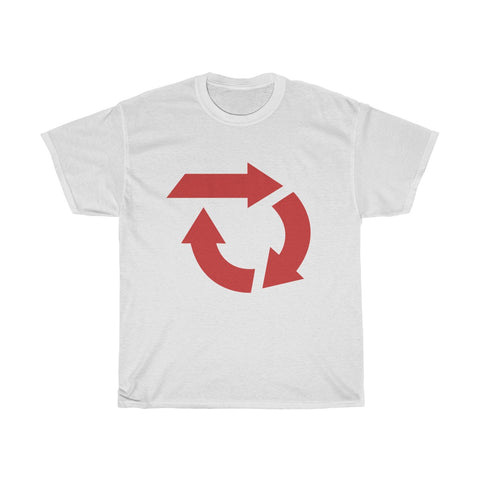 Red Circle Logo T-Shirt (16 Colors)