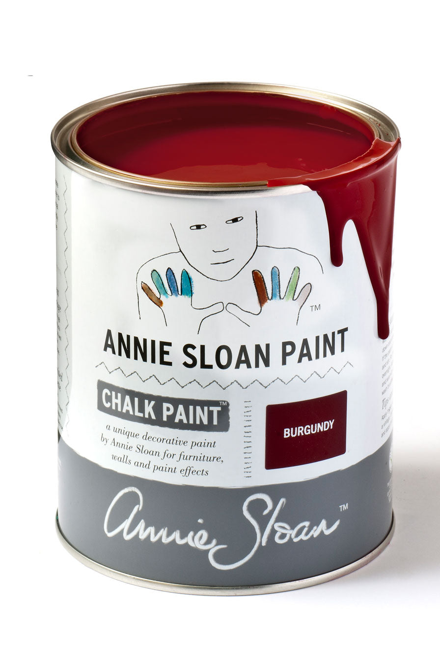 BURGUNDY Annie Sloan Chalk Paint