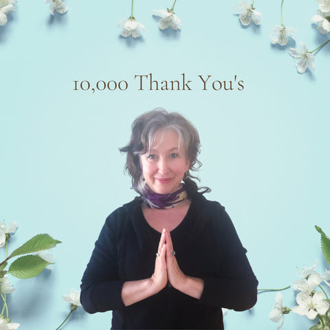 10,000 Thank You's