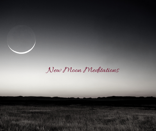 New Moon Meditations with Colleen Fletcher