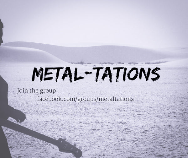 Metal-tations