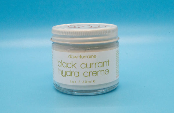 black currant hydra creme from Dawn Lorraine skincae