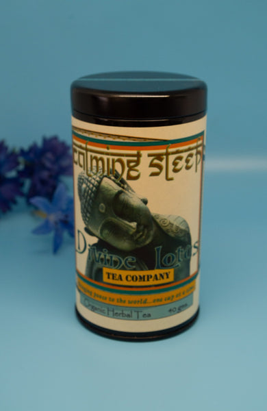 Calming sleep herbal tea