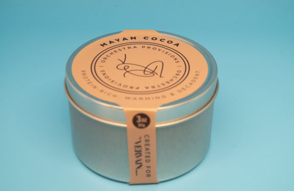 Mayan cocoa from orchestra provisions