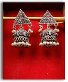 Tribal Triangle Jhumka