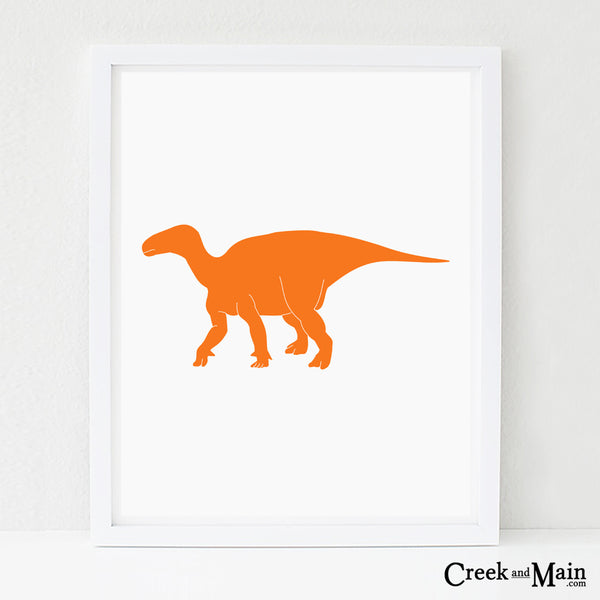 kids dinosaur bedroom art
