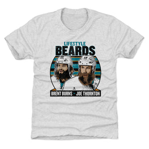 Brent Burns Kids T-Shirt | 500 LEVEL
