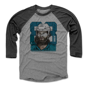 Brent Burns Men's Baseball T-Shirt | 500 LEVEL